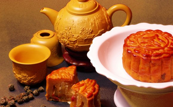 Moon cake of Vietnam