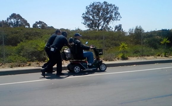 Two San Diego police officers