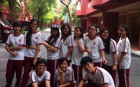 School : Vietnam Australia