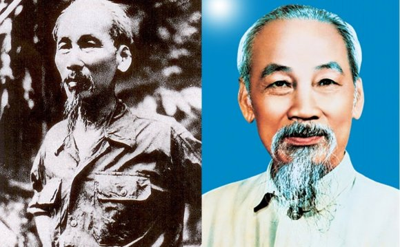 Ho Chi Minh is very much known
