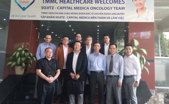 TMMC Healthcare and the