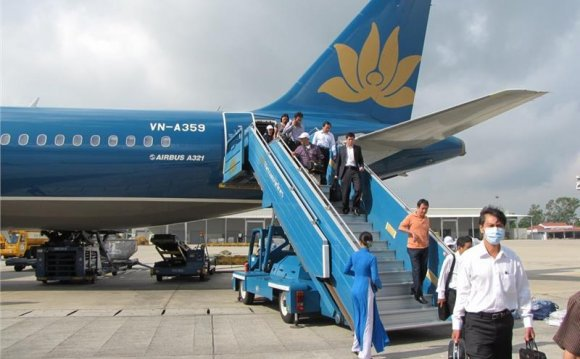 Vietnam Airlines Autumn