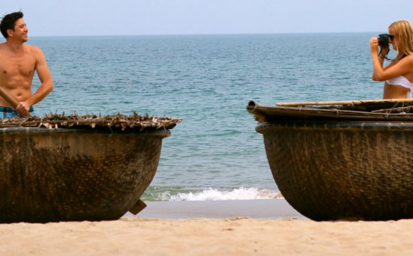 Vietnam fishing baskets header