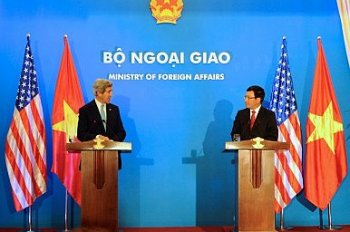Amid South Asia water Tensions, Vietnam Seeks Closer Ties with US