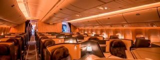 China Airlines' Premium Business Class aboard their brand new 777-300ERs