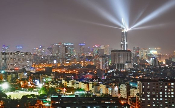 Where is Ho Chi Minh City?