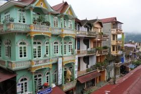 D Phan Si Road Sapa Vietnam, how to handle it in sapa, items to understand before going Sapa