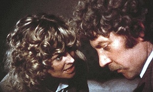 Donald Sutherland with Julie Christie in do not Look Now