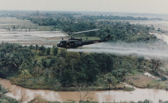 Vietnam War drinking water