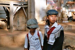 women in school consistent in Vietnam.