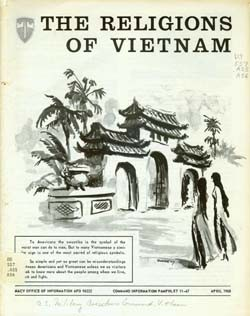 Image associated with the cover toward Religions of Vietnam