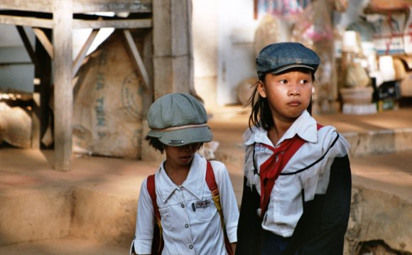 Vietnam School uniforms