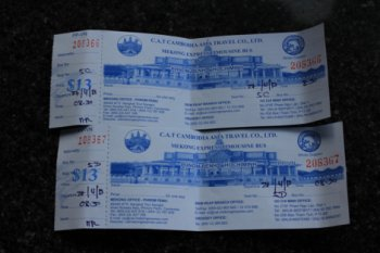 Mekong Express coach Tickets to Ho Chi Minh, Vietnam