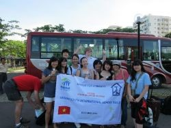 Photo of Saigon South Global class in Vietnam
