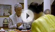 Anthony Bourdain tries a traditional Vietnamese dish