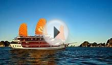 Bhaya Cruises in Halong Bay, Vietnam - Official
