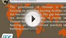 Construction Industry Asia Forecast Vietnam Review