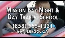 Driving School, Traffic School in San Diego CA 92117