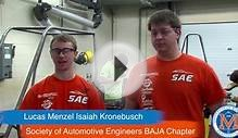 UW-Platteville Society of Automotive Engineers