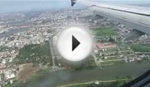 Vietnam, Landing at Ho Chi Minh City International Airport