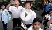 Vietnamese School Recess