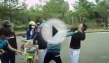 Vietnamese schoolgirls fight