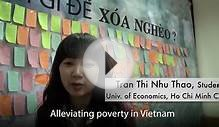 What It Takes to End Poverty in Vietnam: Views From the Youth