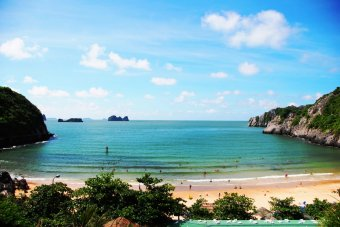 Vietnam Airlines news on interesting experiences on Cat Ba Island