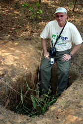 Vietnam veteran comes back to Hill 42 inside Central Highlands, perhaps not definately not Dak To. Old foxholes are nevertheless truth be told there.