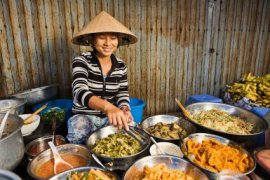 Vietnamese road meals - Bartosz Hadyniak / Vetta / Getty graphics