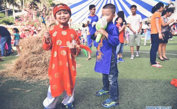 Vietnam International School holidays