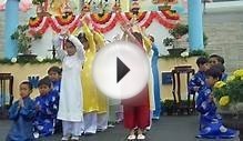 Vesak 2009 - San Jose - Vietnamese school - part 2 of 3